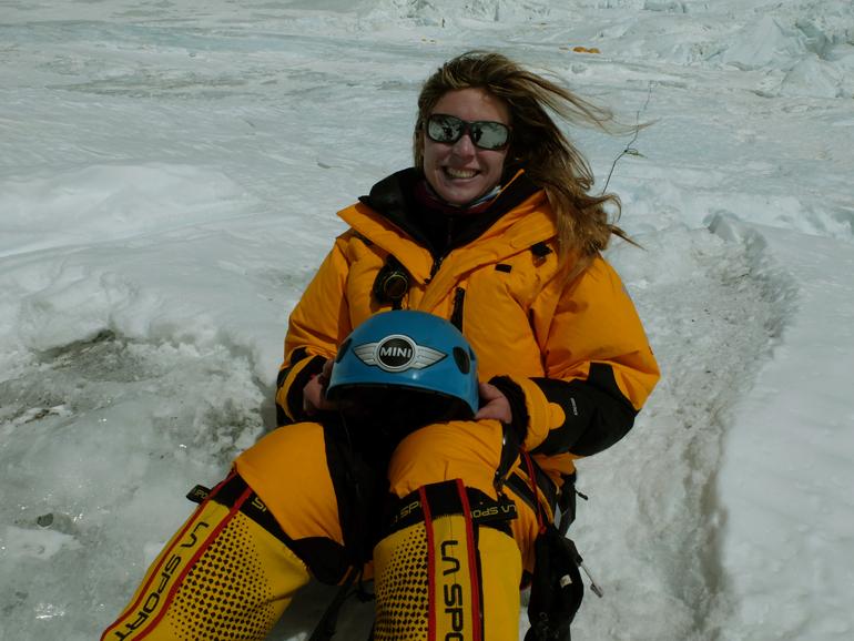 Escalada do Everest