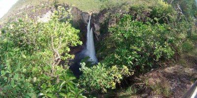 Saltos do Rio Preto Chapada Veadeiros