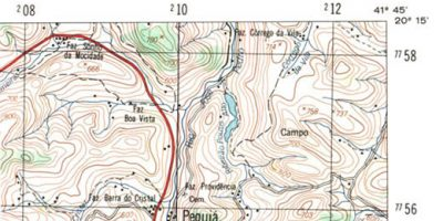 coordenadas mapa UTM