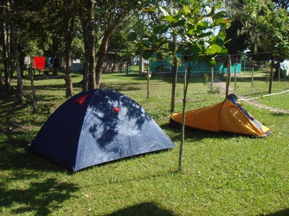 acampamento bikers