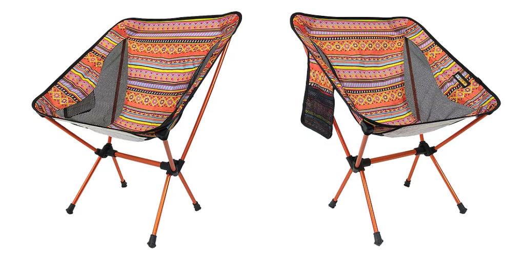 Cadeira Dobrável Azteq Osho