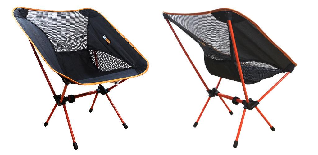 Cadeira dobrável acampamento