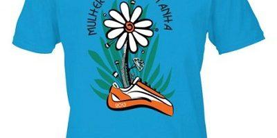 Camiseta Invasão Feminina