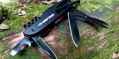 Canivete multiuso da Mormaii