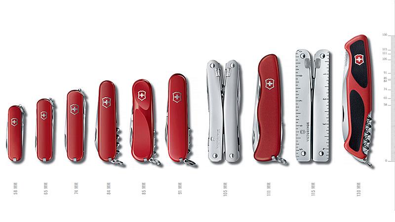 Canivetes Suíços Victorinox