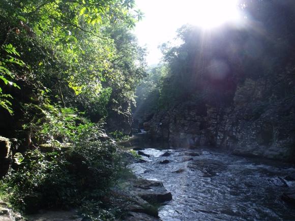 canyon santuario raizama