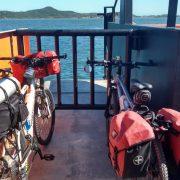 Cicloviagem Garopaba - Farol de Santa Marta - SC
