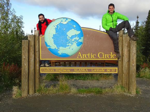 Passos e Trilhas Expedição Alasca