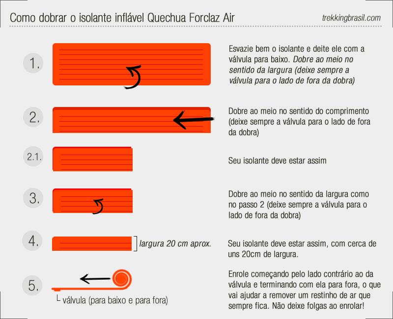 Quechua Forclaz Air