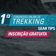 Congresso Online de Trekking Gear Tips