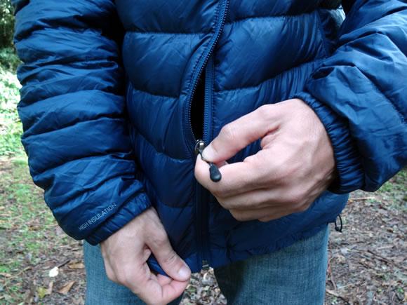 puxador para zíper casaco