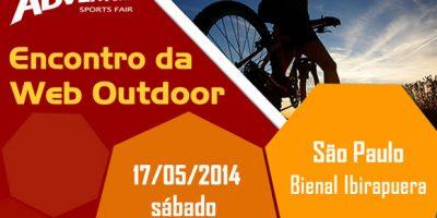 Adventure Sports fair encontro de blogueiros