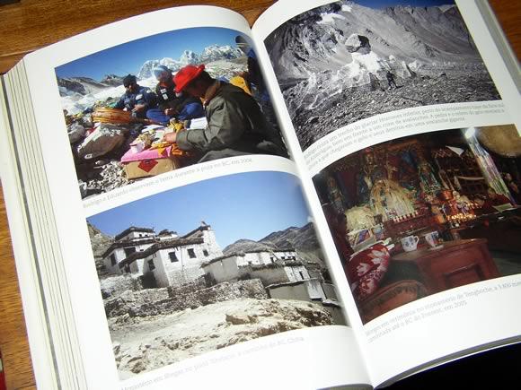 fotos centrais do livro