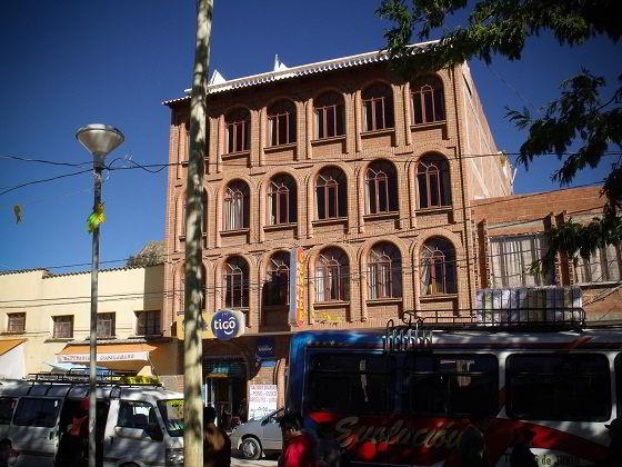 hostel Bolivia