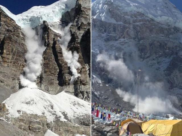inicio avalanche everest
