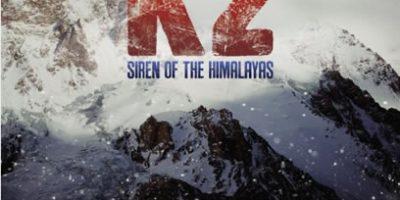 Filme K2 Siren of the Himalayas - capa DVD