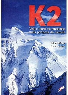 livro sobre o k2 Viesturs