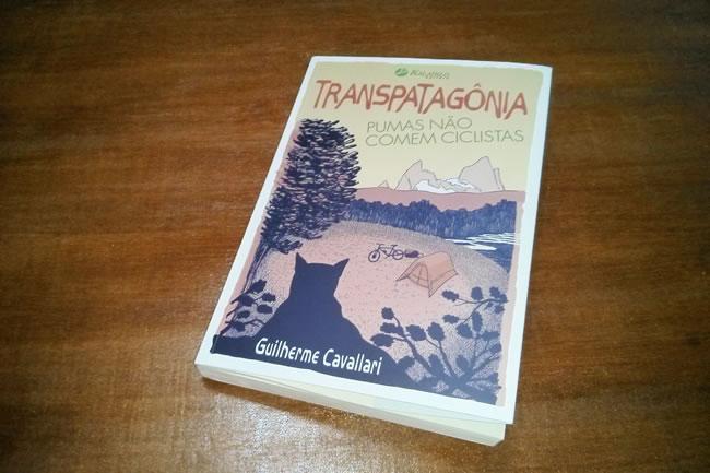 Livro Transpatagônia Guilherme Cavallari