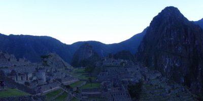 A cidade sagrada dos Incas