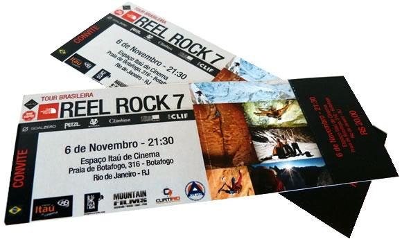 ingressos Reel Rock Tour 7