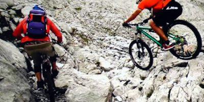Filme de mountain bike Sea of Rock