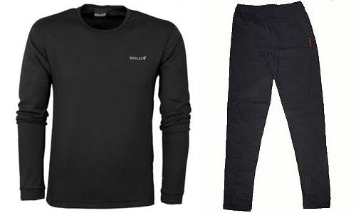Blusa e calça underwear