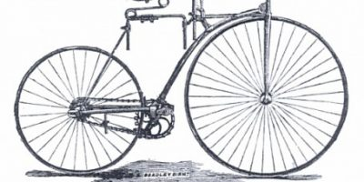 The Rover Safety Bicycle