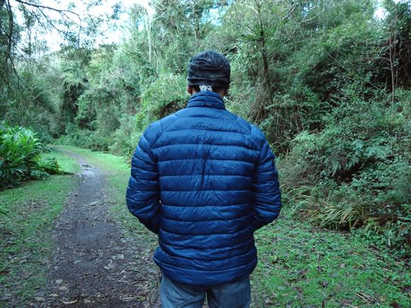 Jaqueta solo para frio